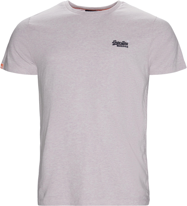 M1010 T-shirt - T-shirts - Regular fit - Pink